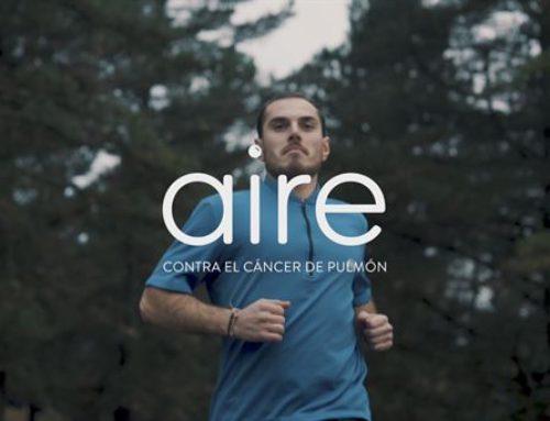 Aire contra el cáncer de pulmón