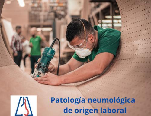 Webinar Patología neumológica de origen laboral (3 Noviembre 18:30)